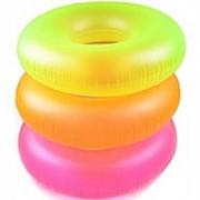"""Круг для плавания """"Неоновый холод"""" 91см, 3 цвета Intex 59262 фото"""