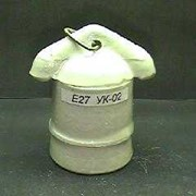 Электропатрон Е27 УК-02 фото
