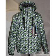 Горнолыжный костюм J5-28 зеленый фото