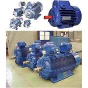 Перемотка промышленных электродвигателей фото