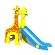 """Горка """"Жираф"""" фото"""