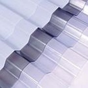 Сотовый поликарбонатный профлист МП ТСП-К; ш:1060 д:3000 S:3.18м2 т:10.0 фото