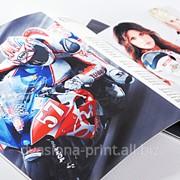 Буклеты формата А4 печать двусторонняя, 2 фальца, от 900 шт. фото