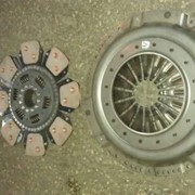 Корзина и диск сцепления LUK фото