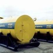 Резервуар горизонтальный марки ЕГП - 16 фото