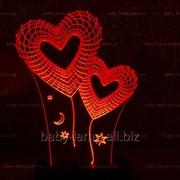 Подарок Воздушные сердечки. фото
