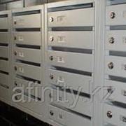 Почтовый ящик металлический КП - 6 фото