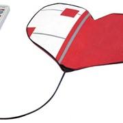 Электрод для массажа спины Лепесток фото