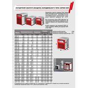Осушители сжатого воздуха холодильного типа серии ODR фото