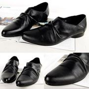Обувь кожаная мужская