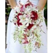 Свадебные букеты фото