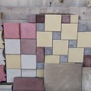 Тротуарная плитка с доставкой по Анапскому району фото