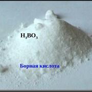 Борная кислота техническая марка Б фото