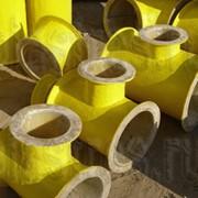 Стеклопластиковые тройники для воздуховодов фото