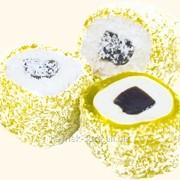 Рахат-лукум Со вкусом лимона и какао фото