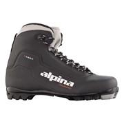 Ботинки лыжные 5048-1K 43 Alpina 10 11 Ботинки беговые T Trek Silver/Black фото