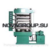 Прессы для изготовления резиновой плитки фото