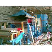 Завод по производству туалетной бумаги фото