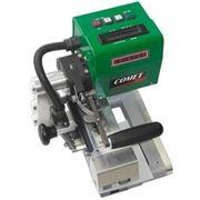 Сварочный автомат горячего клина Комет (Leister) для сварки полимерной гидроизоляции фото