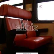 Сидения для автобусов фото