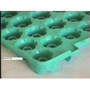 Пресс-форма тары для мелких цилиндрических деталей фото