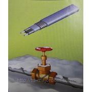 Саморегулирующийся кабель для обогрева труб фото