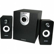 Колонки A4Tech AS-317 2.1 (15W RMS 55Hz-20kHz) фото