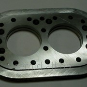 Пластина седла клапана РИБВ.1-350.021/1-103:002.1