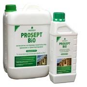 Антисептик на период строительства PROSEPT BiO - концентрат 1:10, 1 литр фото