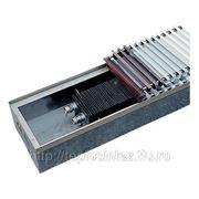 Медно-алюминиевые конвекторы встраиваемые в пол БРИЗ фото