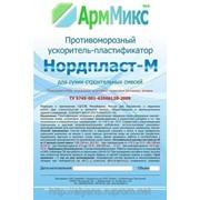 Противоморозная добавка для сухих строительных смесей «АрмМикс НОРДПЛАСТ М» фото