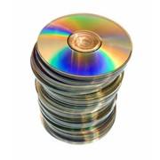 Тиражирование cd, dvdv дисков (и дисков любых форматов – CD/DVD/mini-CD/CD-card) фото