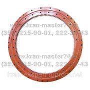 Опорно-поворотное устройство ОПУ-1400, 92 зуба, 24 отв. для экскаваторов ТВЭКС, ЕК-12, ЕК-14, ЕК-18, ЭО-3323А фото
