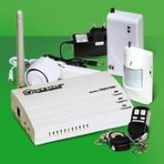 Беспроводная GSM сигнализация Контур GSM-100 фото