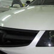 Пленка виниловая для оклейки автомобилей фото