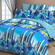 Комплект постельного белья 1.5 СПАЛЬНЫЙ БЯЗЬ B 31 фото