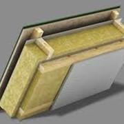 Негорючие теплоизоляционные плиты из минеральной ваты Техно блок фото