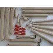 Ручка для молотка костыльного МКР-900 L=900мм (62х35, фото