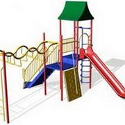 Детский игровой комплекс ДИК-08 фото