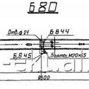 Траверса Б-80 7068тм-т4