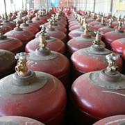 Газ сжиженный в баллонах фото