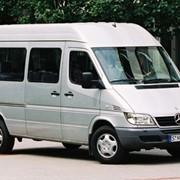 Автобусы и микроавтобусы из США фото