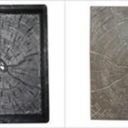 Форма для тротуарной плитки Срез 300х300х30 фото