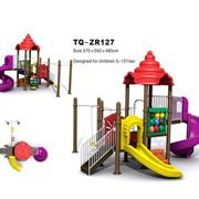 Детский игровой городок ZR-127 фото