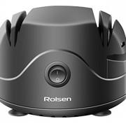 Точилка для ножей ROLSEN RKS-006 универсальная (чёрная) фото