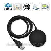 USB GPS приемник для ноутбуков и ПК фото