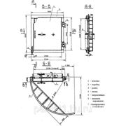 Ворота защитно-герметические ВУ-1-1 фото