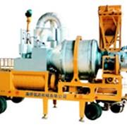 Передвижной асфальтобетонный завод, Асфальтобетонные заводы, Оборудование для производства асфальта фото