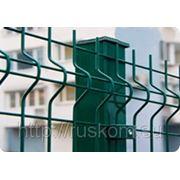 Забор Серия 3D Пруток 5,0 мм (панель 2000*2030мм) фото