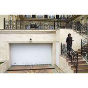 Гаражные секционные ворота Yett 01 2500х2135мм фото